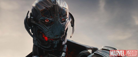 """Ultron """"There are no strings on me..."""""""