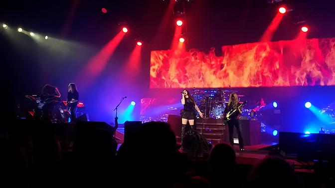 Wie waren eigentlich… Nightwish in der Jahrhunderthalle Frankfurt?