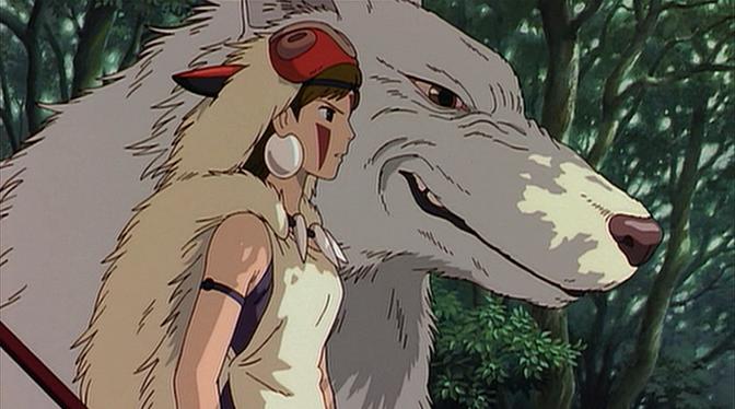 [Film] Prinzessin Mononoke (1997 JP)