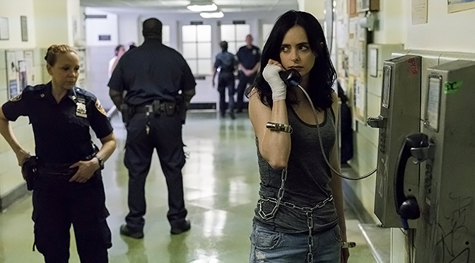 Marvel's Jessica Jones – Staffel 2 (2018 US)