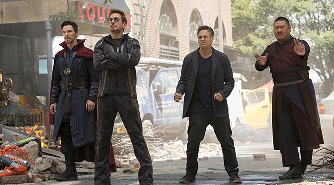 Avengers: Infinity War (2018 US)